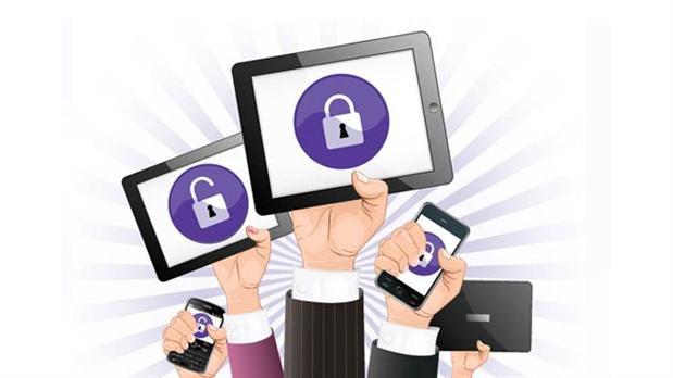 seguridad de las tablets