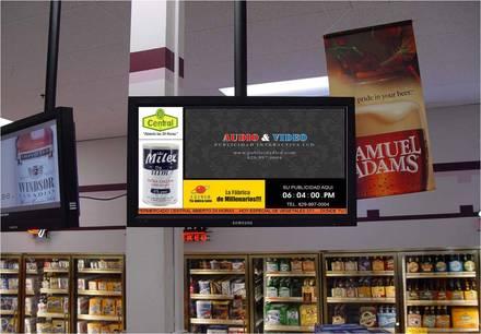 pantallas publicitarias