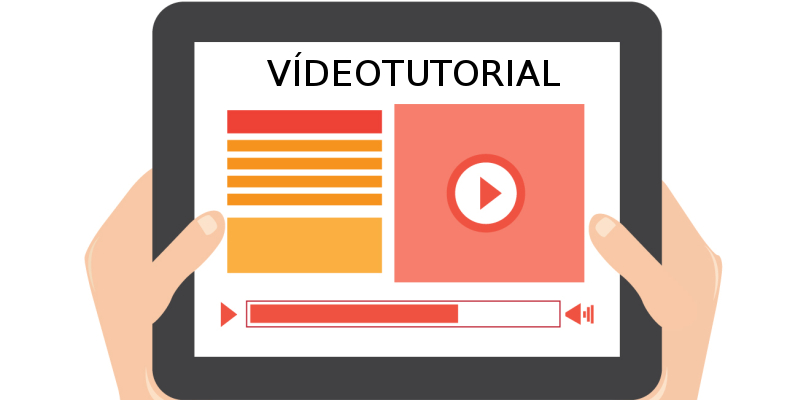 vídeo tutorial