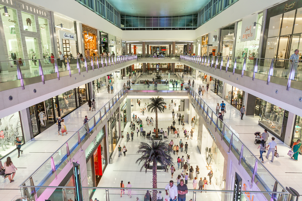 Centros comerciales uno de los negocios m s importantes for Diseno de interiores siglo xxi